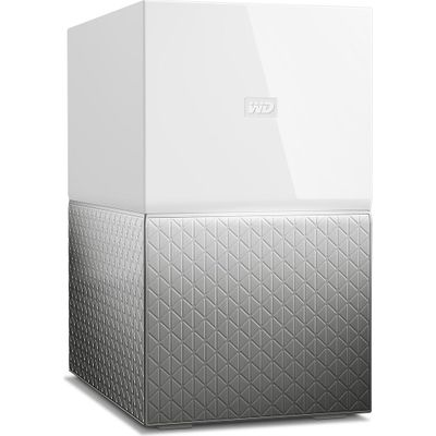 WD My Cloud Home Duo WDBMUT0120JWT (WDBMUT0120JWT-EESN) (Bild #2)