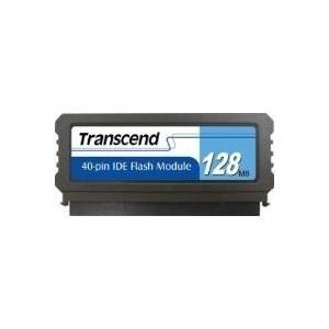 Transcend IDE Flash Module Vertical - SSD - 128MB - intern - IDE (TS128MDOM40V-S)