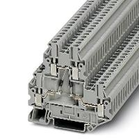 Phoenix Contact Bauelementreihenklemme UTTB 2,5-2DIO/O-UL/O-UR Grau 50St. jetztbilligerkaufen