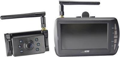 ProUser Funk-Rückfahrvideosystem 2 Kamera-Eingä...