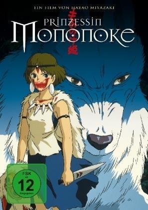 ISBN Prinzessin Mononoke - Film - DVD Video - M...