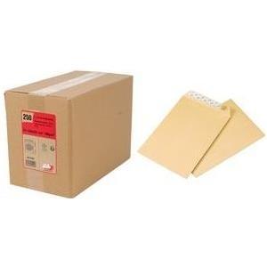 GPV Versandtaschen, C4, 229 x 324 mm, ohne Fenster Gewicht: 130 g, selbstklebend, mit Silikonstreifen, - 1 Stück (4194)