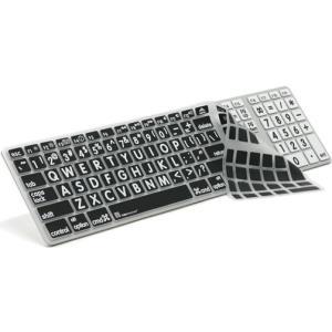 Logickeyboard LS-LPRNTWB-M89-UK Tastaturabdeckung Eingabegerätzubehör (LS-LPRNTWB-M89-UK)