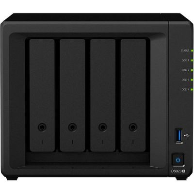 Synology Disk Station DS920+ (DS920+) (Bild #1)