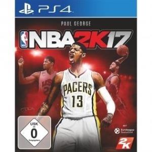 Take 2 NBA 2K17 - PlayStation 4 Englisch (42205) jetztbilligerkaufen
