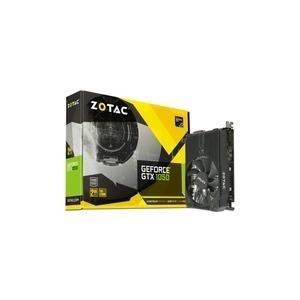 ZOTAC GeForce GTX 1050 Mini - Grafikkarten - NVIDIA GeForce GTX 1050 - 2GB GDDR5 - PCIe 3.0 - DVI, HDMI, DisplayPort (ZT-P10500A-10L)