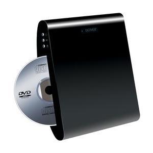 DVD Player, Blu Ray - DENVER DWM 100USB DVD Player Hochskalierung Wandmontage möglich Schwarz (11352040)  - Onlineshop JACOB Elektronik