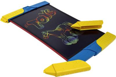 Boogie Board Scribble´n Play Zeichentablet Gelb, Rot (0819459012034)