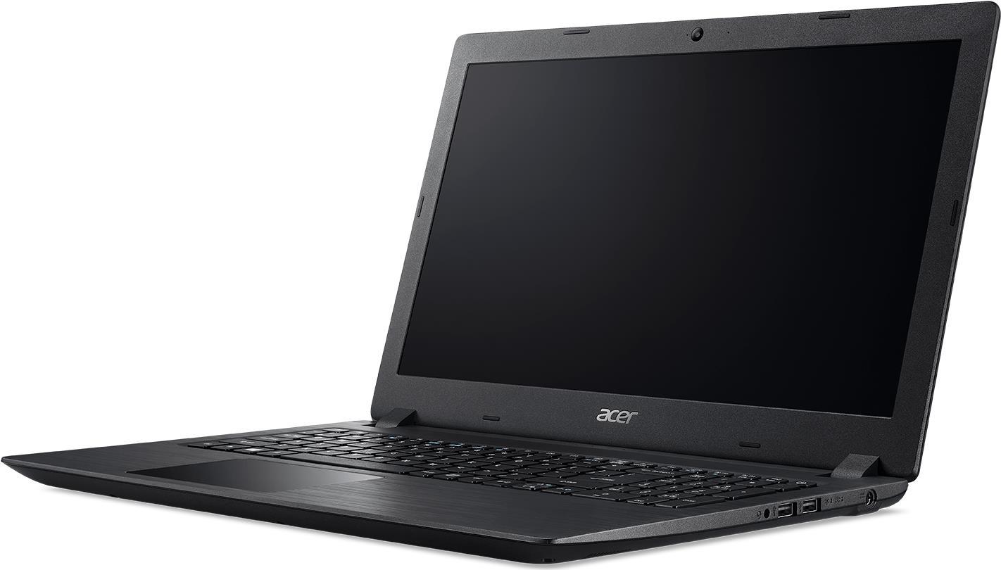 Notebooks, Laptops - Acer Aspire A315 31 P72U 1.1GHz N4200 15.6' 1920 x 1080Pixel Schwarz Notebook (NX.GNTEG.003)  - Onlineshop JACOB Elektronik
