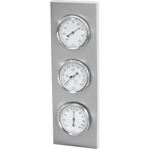 Hama 00123146 Silber Digitale Wetterstation (00...