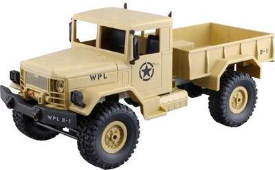 Amewi 22350 Truck 1:16 Elektro RC Modell-LKW Ba...