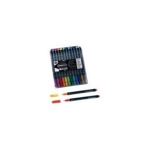 COPIC Glitter Pen, 12er Color-Set Glitzerstifte für glitzernde Akzente in COPIC-Zeichnungen (24000120)