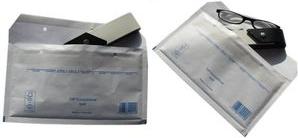 TAP Luftpolster-Versandtaschen Kompaktbrief Quer (KQ), weiß 9 g, Außenmaße: 235 x 125 mm, Innenmaße: ca. 210 x 105 mm, - 1 Stück (81021500)