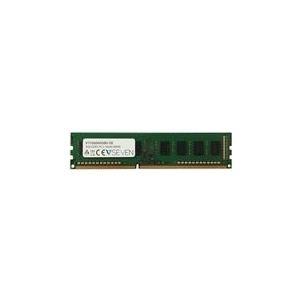 Arbeitsspeicher - V7 DDR3 4 GB DIMM 240 PIN 1333 MHz PC3 10600 CL9 ungepuffert nicht ECC  - Onlineshop JACOB Elektronik