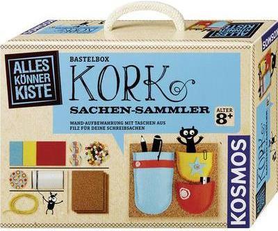 Kosmos 604271 - Kinder-Bastelkit - Junge/Mädche...