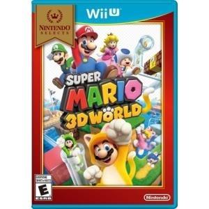 Computerspiele, Konsolenspiele - Super Mario 3D World Selects Wii U Spiel (2328340)  - Onlineshop JACOB Elektronik