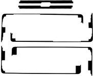 MicroSpareparts Mobile TABX-IPAR-WF-LCD-28 Aufk...