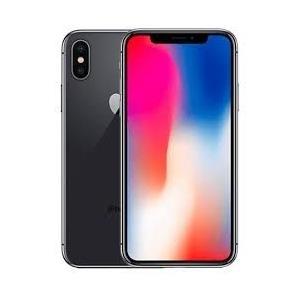 APPLE iPhone X, Smartphone, 64 GB, 5.8 Zoll, Space Grey, LTE jetztbilligerkaufen