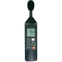 TESTO Schallpegelmessgerät 815 (0563 8155) jetztbilligerkaufen