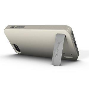 Image of XtremeMAC iPhone Backcover HardCase Microshield Passend für: Apple iPhone 5, Apple iPhone 5S, Silber (IPP-KSN-03)