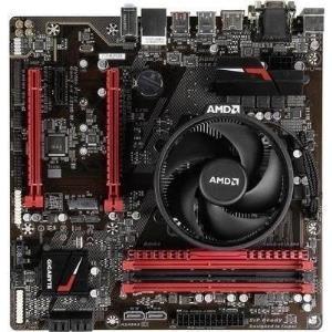 Renkforce PC Tuning-Kit (Gaming) AMD Ryzen 5 (6 x 3.2 GHz) 8 GB Micro-ATX (RF-AK-Ryzen1600-8GB)