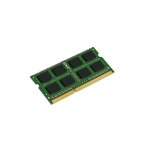 Kingston - DDR3 - 4 GB - SO DIMM 204-PIN - 1333 MHz / PC3-10600 - CL9 - 1.5 V - ungepuffert - nicht-ECC (KCP313SS8/4)