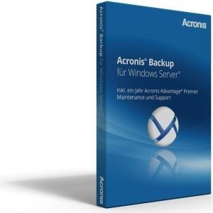 Acronis Backup Server - (v. 12) - Lizenz + 1 Ye...