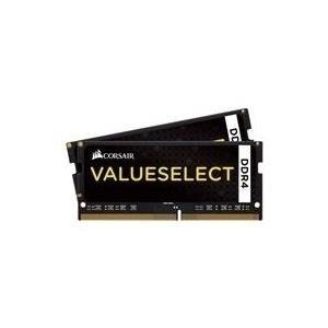 Corsair ValueSelect - SO-DIMM - 16GB (2x8GB) - DDR4-2133 Kit - Arbeitsspeicher (CMSO16GX4M2A2133C15)