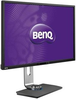 BenQ PV3200PT - LED-Monitor - 81,28 cm (32) - 3840 x 2160 4K - IPS - 350 cd/m2 - 1000:1 - 5 ms - HDMI, DisplayPort, Mini DisplayPort - Lautsprecher - Schwarz (9H.LEFLB.QBE)