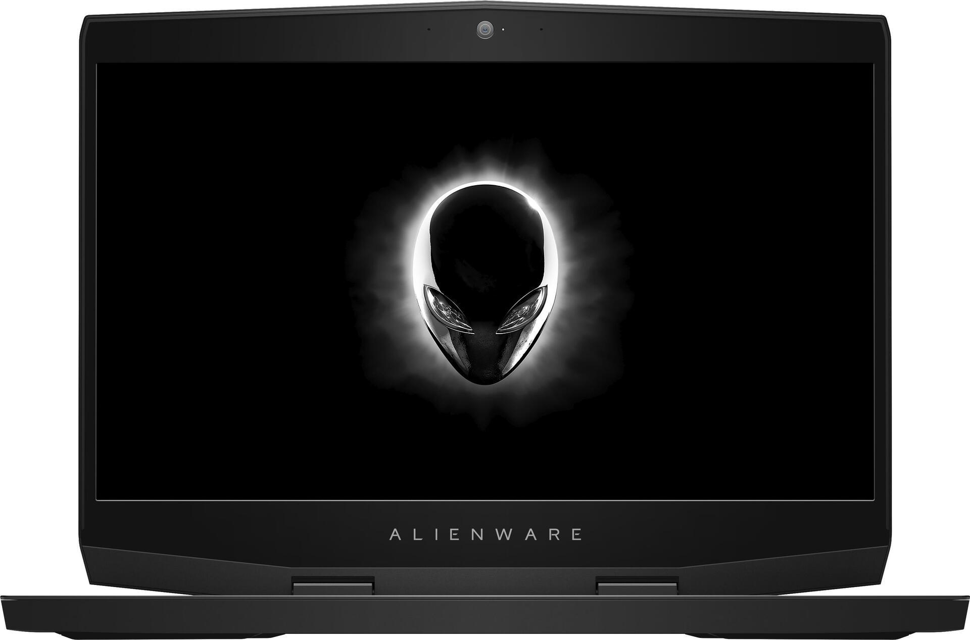 Alienware m15 Schwarz - Silber Notebook 39,6 cm (15.6 ) 1920 x 1080 Pixel 2,20 GHz Intel® Core i7 der achten Generation i7-8750H (MX1TP)