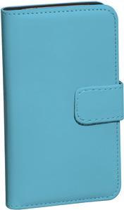 PEDEA Book Classic für Apple iPhone X, blau (50...