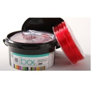 Avistron - Transparent Red - 500 g - PET Filame...