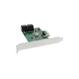 INLINE - Speicher-Controller - SATA 6Gb/s - 6 G...