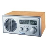 Sangean WR-1 - Radio - Blau (WR1WALNUSS)
