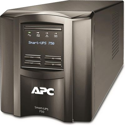 APC by Schneider Electric SMT750IC 750VA Uninterruptible Power Supply - Black (SMT750IC) (Bild #3)