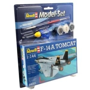 Revell F-14A Tomcat - 1:144 - Montagesatz - Flu...