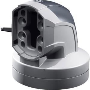 Rittal Winkelkupplung drehbar, neigbar Aluminium, Zinkdruckguss, Kunststoff Licht-Grau (RAL 7035) - broschei