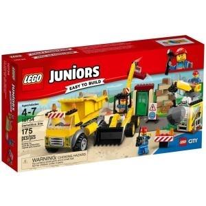 LEGO Juniors Große Baustelle (10734)