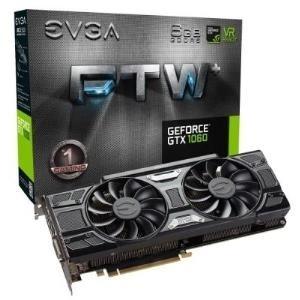 Grafikkarten - EVGA GeForce GTX 1060 FTW GAMING ACX 3.0 Grafikkarten GF GTX 1060 6 GB GDDR5 PCIe 3.0 x16 DVI, HDMI, 3 x DisplayPort  - Onlineshop JACOB Elektronik