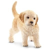 Schleich - Farm Life, Golden Retriever Welpe (1...