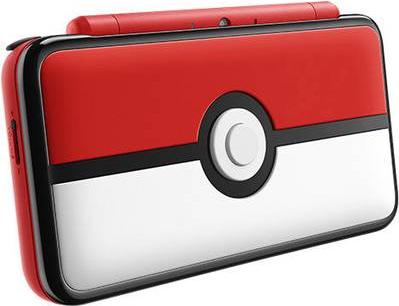 Spielkonsolen - New Nintendo 2DS XL Poké Ball Edition Handheld Spielkonsole (2209666)  - Onlineshop JACOB Elektronik