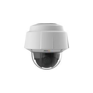 AXIS Q6054-E PTZ Dome Network Camera 50Hz - Netzwerk-Überwachungskamera - PTZ - Außenbereich - Vandalismussicher / Wetterbeständig - Farbe (Tag&Nacht) - 1280 x 720 - 720p - Automatische Irisblende - motorbetrieben - 10/100 - MPEG-4, MJPEG, H.264 - High Po