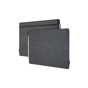 Incipio Esquire Series CARNABY FOLIO - Flip-Hülle für Tablet - Grau - für Microsoft Surface Pro (Mitte 2017)