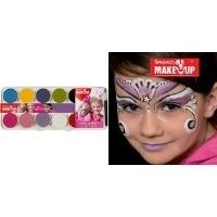 C.KREUL Schminkkasten Fantasy Make Up, Girls, 1...