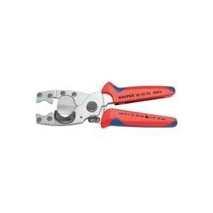 Knipex Rohrschneider für Verbund- und Schutzrohre 90 25 20 - broschei