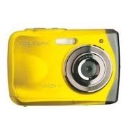 Action, Outdoorkameras - Easypix Aquapix W1024 Splash Digitalkamera Kompaktkamera 10,0 Mpix 16 Mpix (interpoliert) Gelb (10014)  - Onlineshop JACOB Elektronik