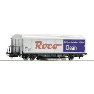 Roco 46400 H0 Schienenreinigungswagen -Clean (4...