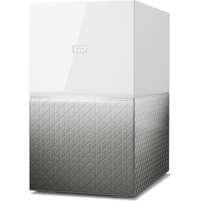 WD My Cloud Home Duo WDBMUT0120JWT (WDBMUT0120JWT-EESN) (Bild #3)