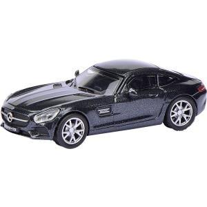 Schuco Mercedes- AMG GT S 1:87 Vormontiert Spor...