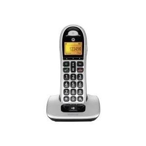 Motorola CD201 - DECT - Tisch/Bank - Weiß - Dig...